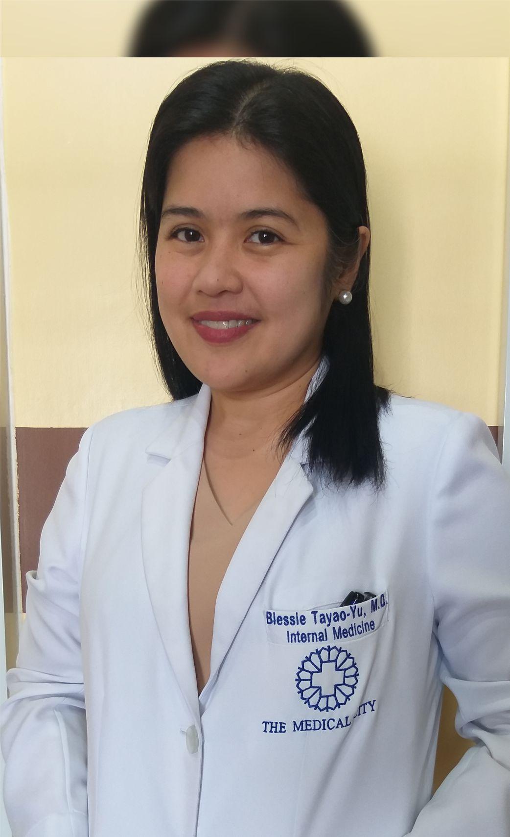 BLESSIE YU, MD