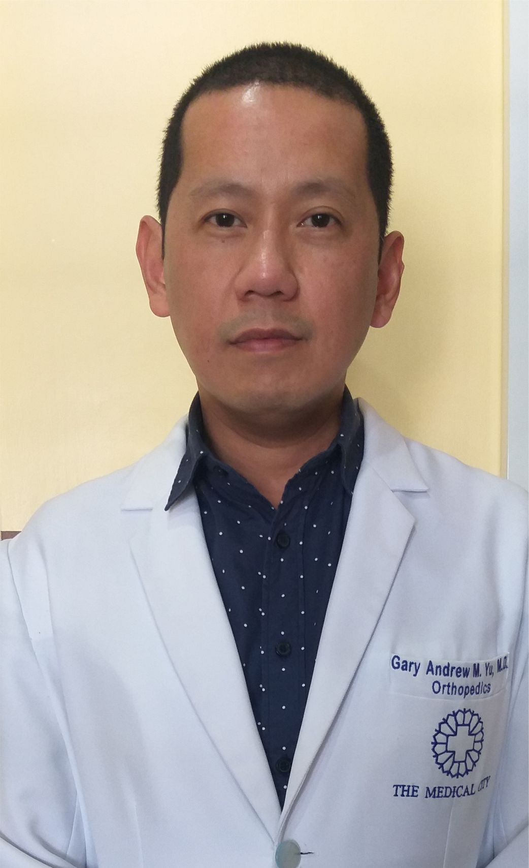GARY ANDREW YU, MD