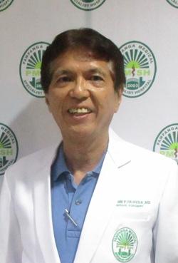 FERDINAND DE MESA, MD